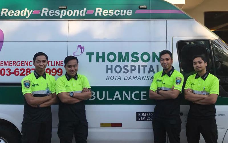 Onsite Ambulance services